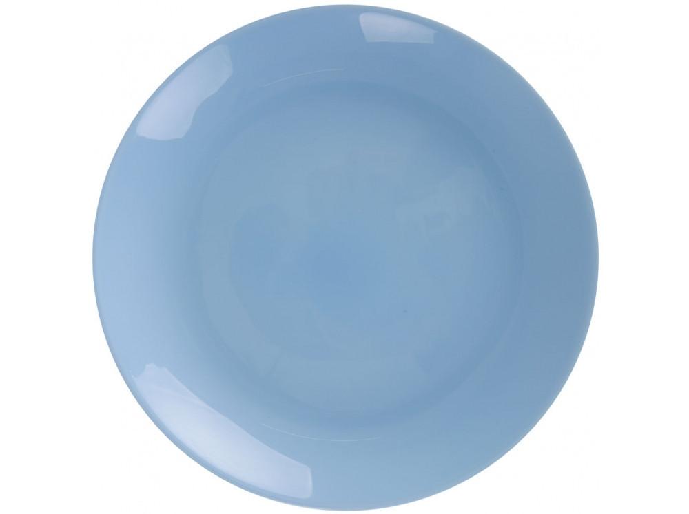 Тарелка подставная 27 см Diwali Light Blue Luminarc P2015