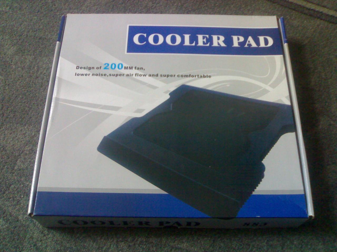 Подставка для ноутбука всех размеров - COOLER PAD., фото 1