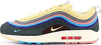"""Кросівки чоловічі Найк Nike Air Max 1/97 """"Sean Wotherspoon. ТОП Репліка ААА класу., фото 1"""