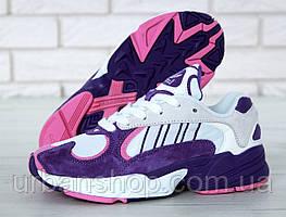 Жіночі кросівки AD YUNG-1 Violet. ТОП Репліка ААА класу.