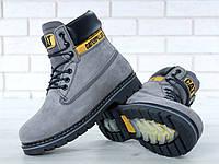 Жіночі Зимові черевики Caterpillar Colorado Grey, жіночі черевики. ТОП Репліка ААА класу., фото 1