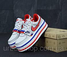 Жіночі кросівки Nike Vandal 2К White . ТОП Репліка ААА класу.