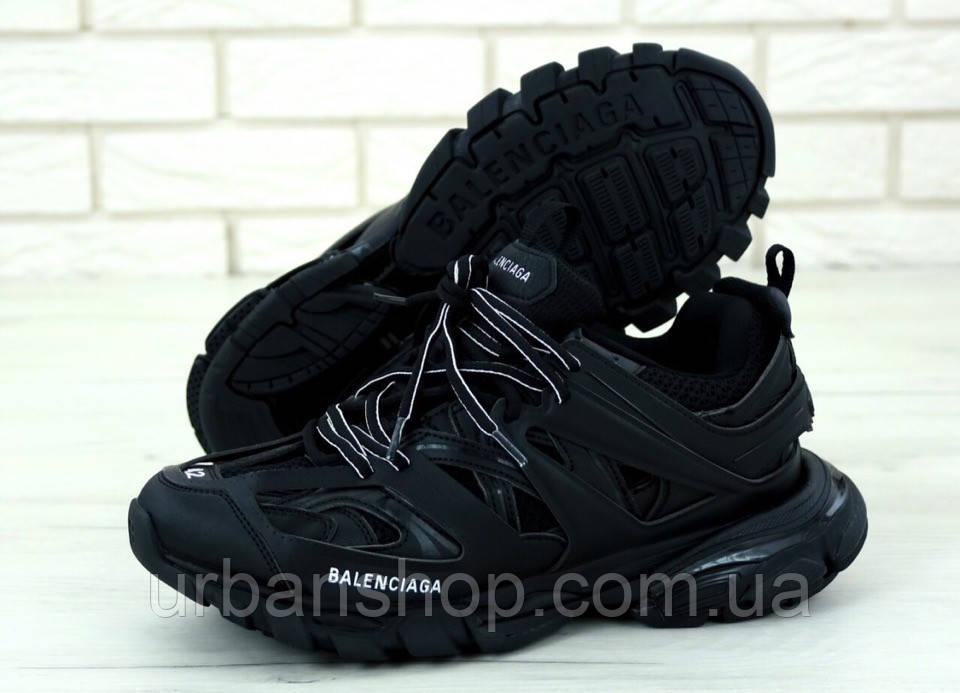 Balenciaga Жіночі кросівки Balenciaga Track Black. ТОП Репліка ААА класу.