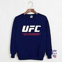 Свитшот, кофта, реглан UFC C516, Реплика