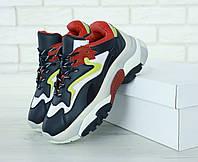 Жіночі кросівки Ash Addict Sneakers . ТОП Репліка ААА класу., фото 1