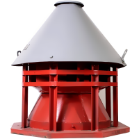 ВКР вентилятор крышный низкого давления