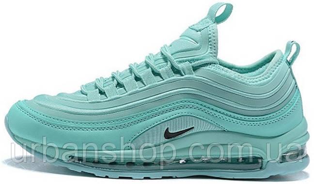 Кросівки  Найкі Nike Air Max 97 Green. ТОП Репліка ААА класу.