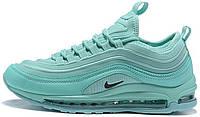 Кросівки  Найкі Nike Air Max 97 Green. ТОП Репліка ААА класу., фото 1