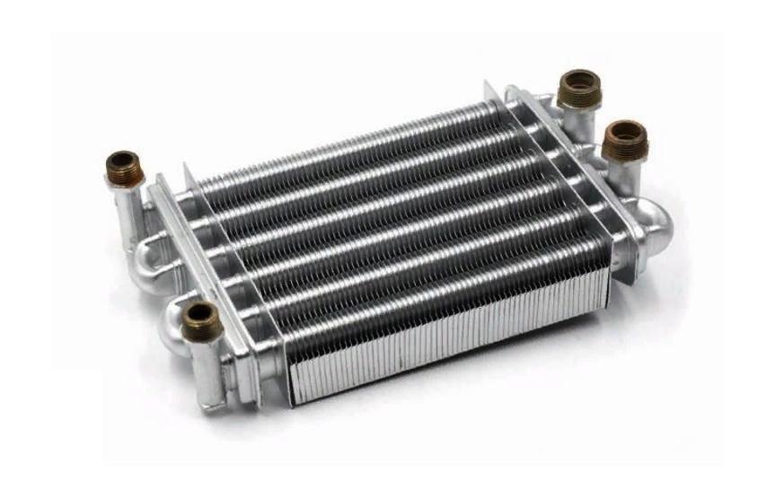 Теплообменник битермический Nobel 18 SE Pro (52111)