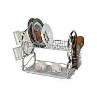 Сушка для посуду Bohmann BH-7316 (55х25х37 см)