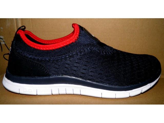 Кроссовки подростковые Nike (Реплика) 2005-5 синий * 20445