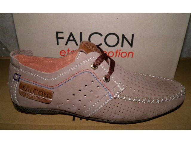 Туфли мужские Falcon 0914/1 коричневый