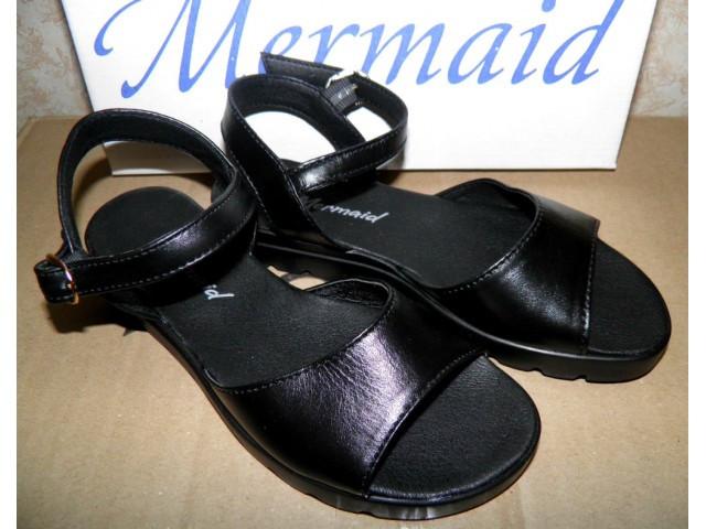 Босоножки * женские Mermaid 20-1 черный * 20635