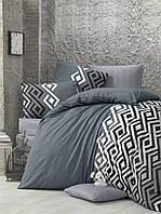 Комплект постельного белья elena ранфорс yaren евро #S/H