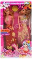 Набор кукол для девочек 102-4