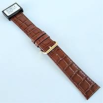 20 мм Кожаный Ремешок для часов CONDOR 169.20.02 Коричневый Ремешок на часы из Натуральной кожи, фото 3