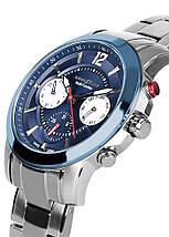 Годинники чоловічі Goodyear G. S01231.01.03 срібні, фото 2