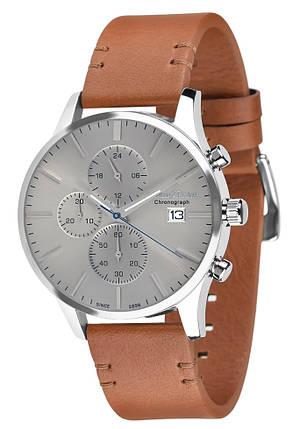 Часы мужские Goodyear G.S01232.01.03 серебряные, фото 2