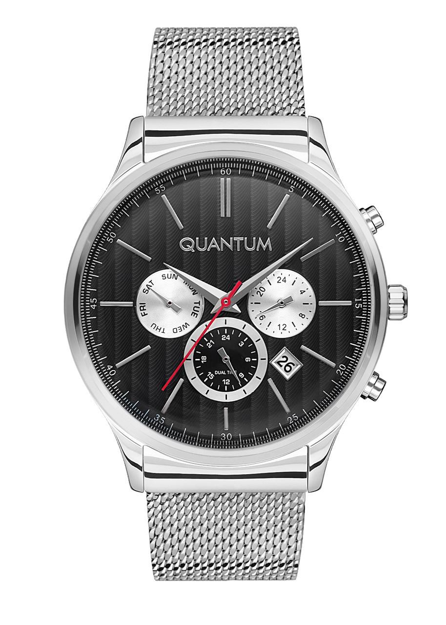 Часы мужские Quantum ADG663.350 серебряные