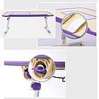 Столик подставка для ноутбука   складной стол Multifunction Laptop Desk, фото 7