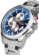 Часы мужские Goodyear G.S01225.02.03 серебряные, фото 2