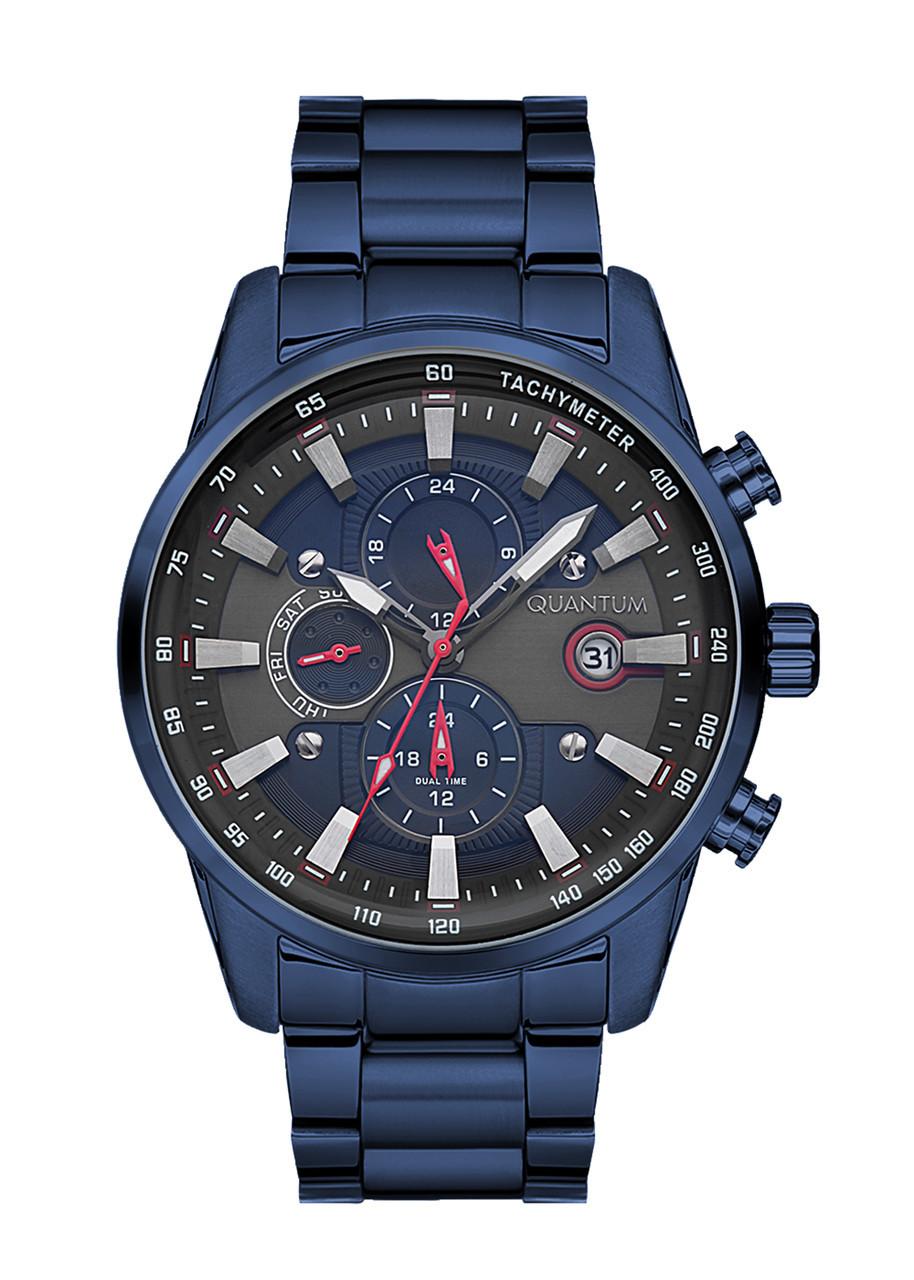 Часы мужские Quantum ADG679.990 синие