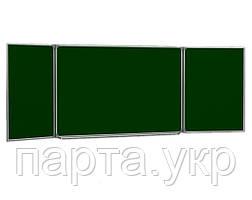 Доска школьная магнитная 3000х1000 мм