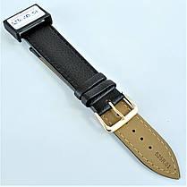 20 мм Кожаный Ремешок для часов CONDOR 525.20.01 Черный Ремешок на часы из Натуральной кожи, фото 3