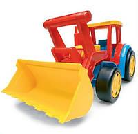 Трактор гигант без картона Вадер (Wader) киев