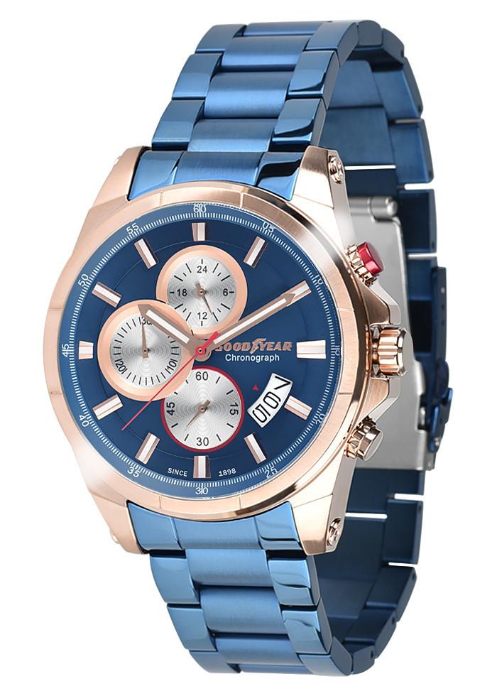 Часы мужские Goodyear G.S01225.02.06 синие