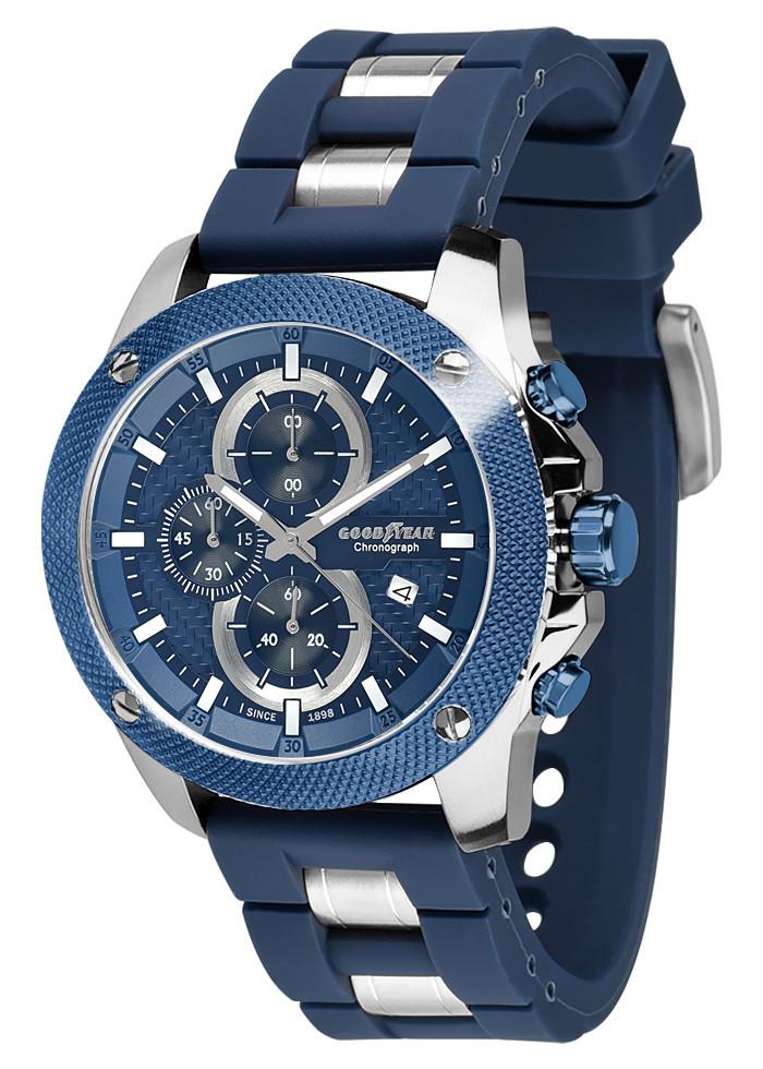 Часы мужские Goodyear G.S01214.01.02 синие