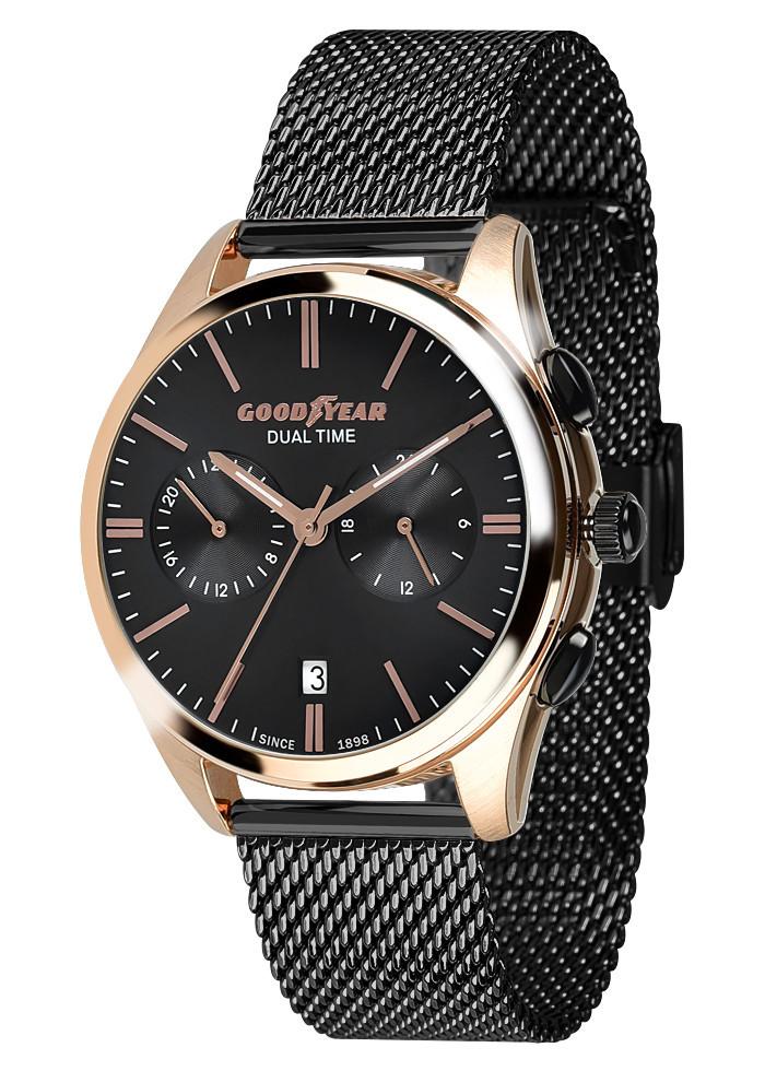 Часы мужские Goodyear G.S01228.01.05 черные