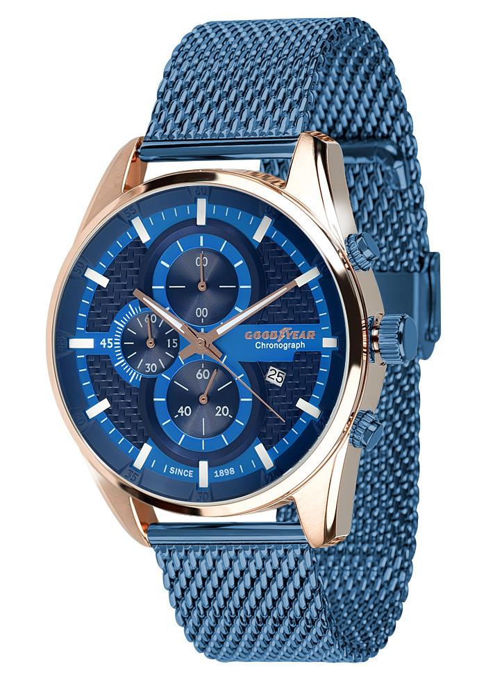Часы мужские Goodyear G.S01229.01.06 синие