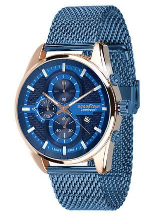 Часы мужские Goodyear G.S01229.01.06 синие, фото 2