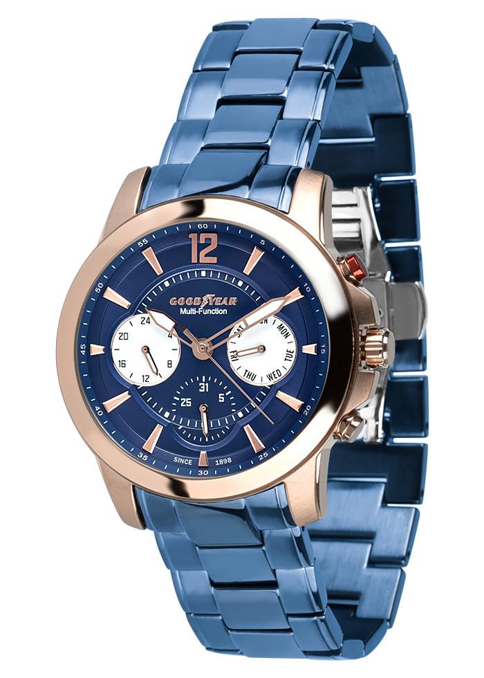Часы мужские Goodyear G.S01231.01.05 синие