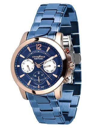 Часы мужские Goodyear G.S01231.01.05 синие, фото 2