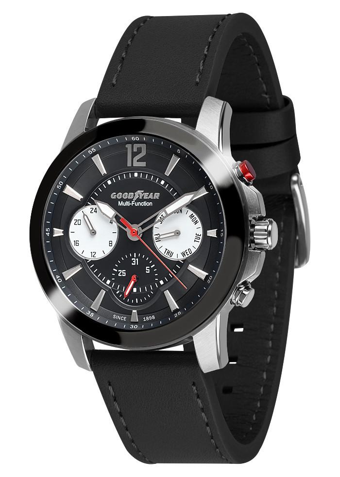 Часы мужские Goodyear G.S01241.01.03 черные