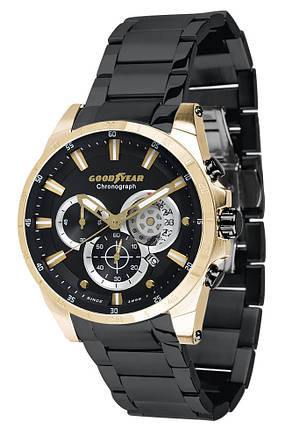 Часы мужские Goodyear G.S01216.03.04 черные, фото 2