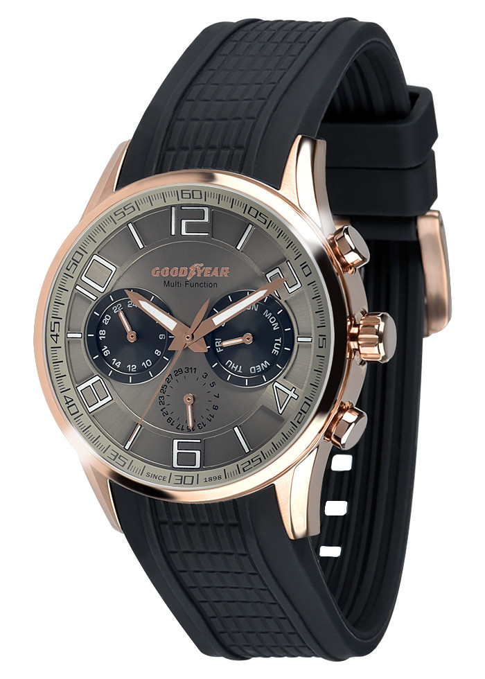Часы мужские Goodyear G.S01220.01.06 черные