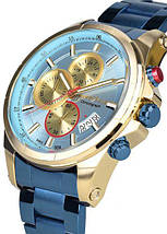 Часы мужские Goodyear G.S01225.02.04 голубые, фото 2