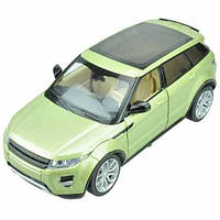 "Машинка ""Range Rover Evoque"" из серии ""Автопром"" (бежевая) 68244A"