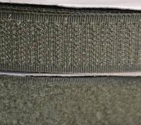 Лента липучка 25 мм.хаки.№327(25 м)(20 компл.в ящ)