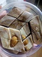 Халва Узбекская МРАМОР  500 грамм  без сахара