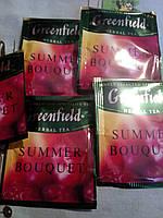Фруктовый чай с малиной GREENFIELD 10шт
