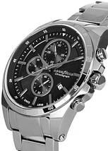 Часы мужские Goodyear G.S01226.04.01 серебряные, фото 2