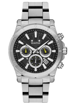 Часы мужские Quantum PWG677.350 серебряные, фото 2