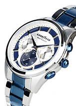 Часы мужские Goodyear G.S01218.01.01 серебряные, фото 2