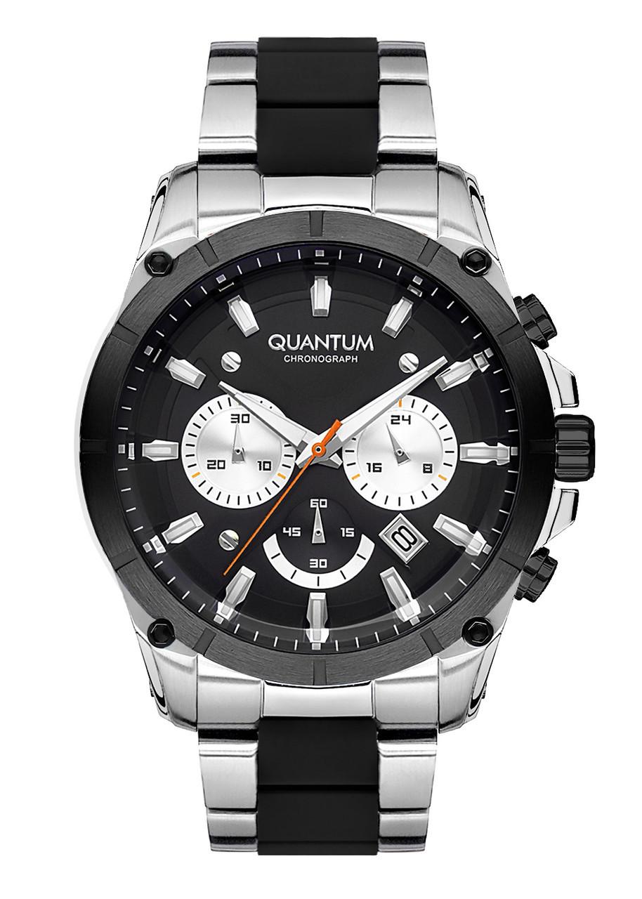 Часы мужские Quantum PWG673.350 серебряные
