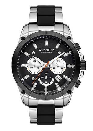 Часы мужские Quantum PWG673.350 серебряные, фото 2