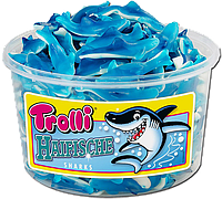 Жевательный мармелад Акула Trolli (Германия) 200 грамм